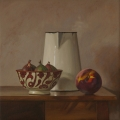 Crispin Akerman - Figs, Jug and Peach 2017